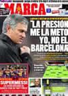 Portada diario Marca del 6 de Febrero de 2011