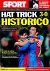 Portada diario Sport del 6 de Febrero de 2011