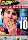 Portada Mundo Deportivo del 6 de Febrero de 2011