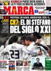 Portada diario Marca del 7 de Febrero de 2011