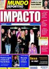 Portada Mundo Deportivo del 8 de Febrero de 2011