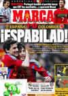 Portada diario Marca del 10 de Febrero de 2011