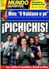 Portada Mundo Deportivo del 11 de Febrero de 2011