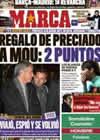 Portada diario Marca del 13 de Febrero de 2011