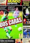 Portada Mundo Deportivo del 13 de Febrero de 2011