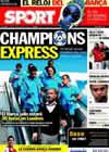 Portada diario Sport del 15 de Febrero de 2011