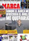 Portada diario Marca del 16 de Febrero de 2011
