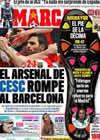 Portada diario Marca del 17 de Febrero de 2011