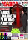 Portada diario Marca del 19 de Febrero de 2011