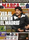 Portada diario Marca del 24 de Febrero de 2011