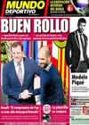 Portada Mundo Deportivo del 24 de Febrero de 2011