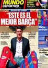 Portada Mundo Deportivo del 25 de Febrero de 2011