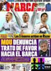 Portada diario Marca del 26 de Febrero de 2011
