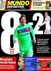 Portada Mundo Deportivo del 28 de Febrero de 2011