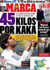 Portada diario Marca del 1 de Marzo de 2011