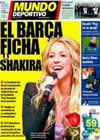 Portada Mundo Deportivo del 1 de Marzo de 2011