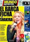 Portada Mundo Deportivo del 1 de Marzo de 2011