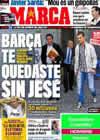 Portada diario Marca del 2 de Marzo de 2011