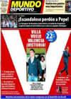 Portada Mundo Deportivo del 2 de Marzo de 2011