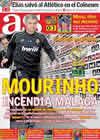 Portada diario AS del 3 de Marzo de 2011