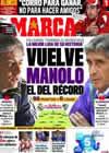 Portada diario Marca del 3 de Marzo de 2011