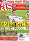 Portada diario AS del 5 de Marzo de 2011