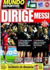 Portada Mundo Deportivo del 5 de Marzo de 2011