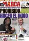 Portada diario Marca del 6 de Marzo de 2011