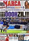 Portada diario Marca del 7 de Marzo de 2011