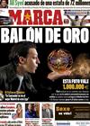 Portada diario Marca del 8 de Marzo de 2011
