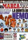 Portada diario Marca del 9 de Marzo de 2011