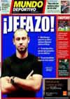 Portada Mundo Deportivo del 10 de Marzo de 2011