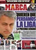 Portada diario Marca del 12 de Marzo de 2011