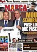 Portada diario Marca del 15 de Marzo de 2011