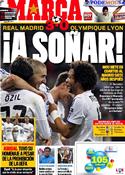 Portada diario Marca del 17 de Marzo de 2011