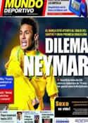 Portada Mundo Deportivo del 22 de Marzo de 2011