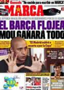 Portada diario Marca del 23 de Marzo de 2011
