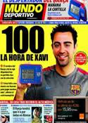 Portada Mundo Deportivo del 25 de Marzo de 2011