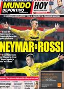 Portada Mundo Deportivo del 28 de Marzo de 2011