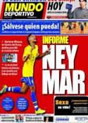 Portada Mundo Deportivo del 29 de Marzo de 2011