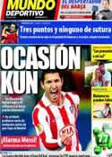 Portada Mundo Deportivo del 30 de Marzo de 2011