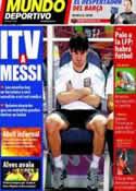 Portada Mundo Deportivo del 31 de Marzo de 2011