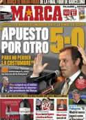 Portada diario Marca del 1 de Abril de 2011