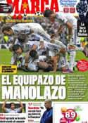 Portada diario Marca del 6 de Abril de 2011