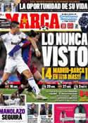 Portada diario Marca del 7 de Abril de 2011