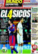 Portada Mundo Deportivo del 8 de Abril de 2011