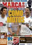 Portada diario Marca del 10 de Abril de 2011