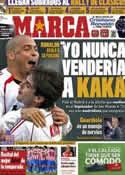 Portada diario Marca del 11 de Abril de 2011