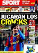 Portada Mundo Deportivo del 14 de Abril de 2011