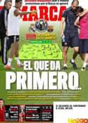 Portada diario Marca del 16 de Abril de 2011